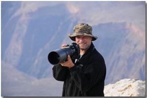 Dan Newcomb photographer for Amazing British Columbia