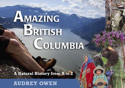 Amazing British Columbia book cover